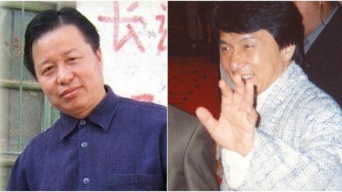 Hrdinové Číny: Jackie Chan, Kao Č'-šeng askutečná statečnost