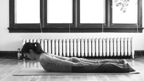 Tři jednoduché cviky pro lepší držení těla