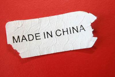 Made in China a Made in P.R.C. je jedno a totéž, mnozí to nevědí