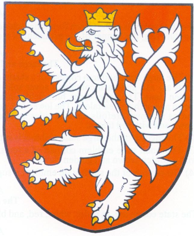 znak českého lva