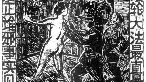 Přežila apromluvila ospeciálních blocích cel určených pro mučení žen