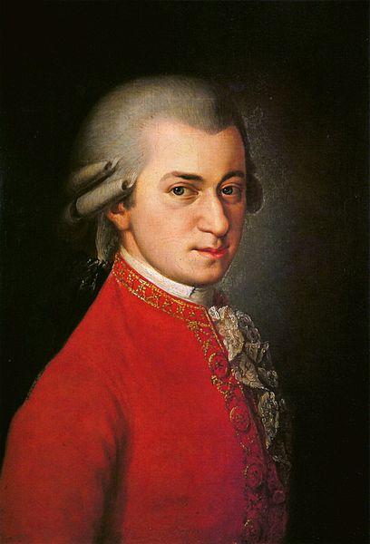 Mozartova hudba