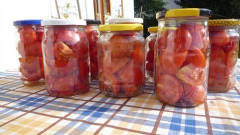 Zavařování rajčat: Uchovejte si rajskou chuť avůni na zimu