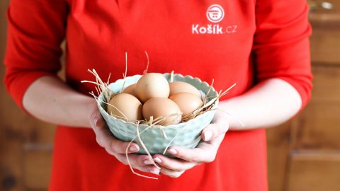 Jak ke slepici ajejímu vajíčku súctou