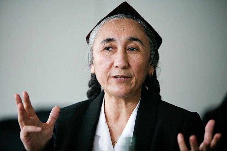ujguri prezidentka