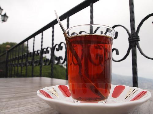 čaj rize