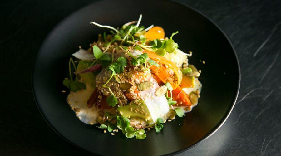 zálivka, dresing na salát
