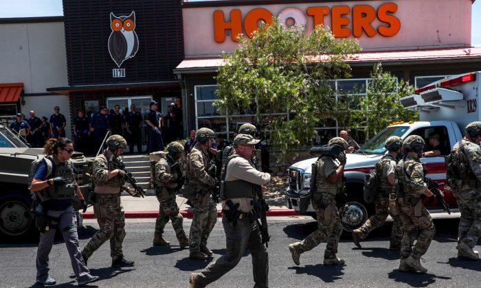 střelba (masakr) v Texasu