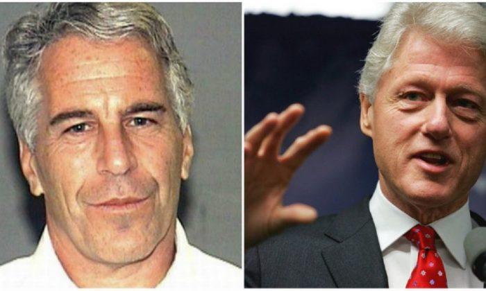 Epstein, Clinton