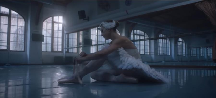 Video: Balet Národního divadla – Život na špičkách. (Screenshot / Youtube)