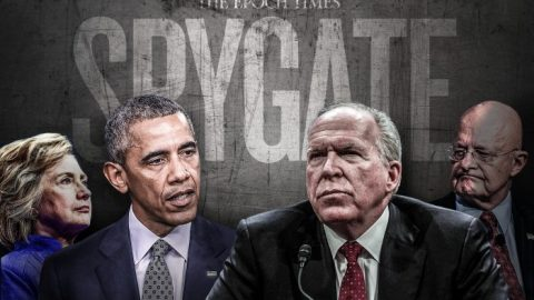Epoch Times přináší podrobné mediální pokrytí vývoje skandálu Spygate