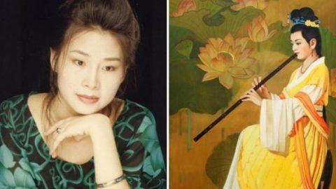 Nadaná umělkyně umírá poletech duševního tlaku vtotalitním režimu