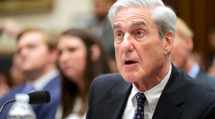 Vyšetřování bývalého speciálního vyšetřovatele Roberta Muellera přišlo USA na téměř 32 milionů dolarů. Toto Robert Mueller 24. července 2019. (Chip Somodevilla / Getty Images)