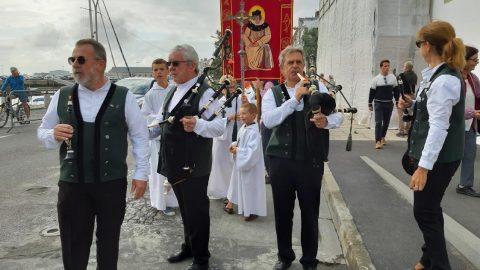 Pardon vLe Croisic, tradiční pouť vpřístavu