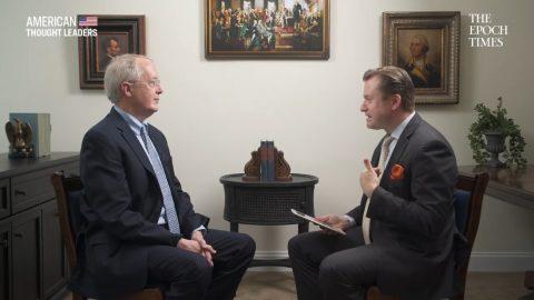 Narativ ozměně klimatu poháněný agendou politické kontroly: Myron Ebell