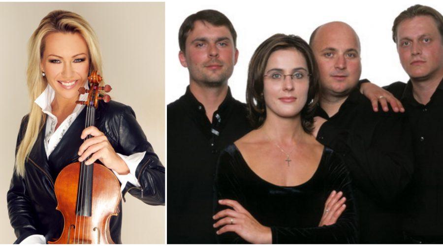 Jitka Hosprová a Ensemble Martinů v kostele sv. Vavřince (3. října 2019)