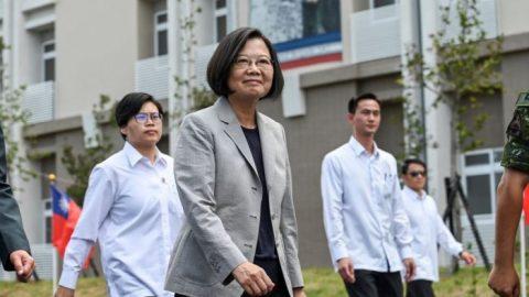 Tchaj-wan navrhl zákon proti zasahování Pekingu do místních voleb