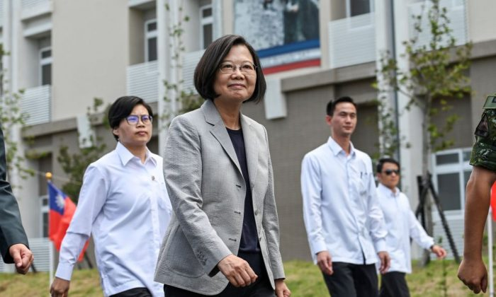 tchaj-wan Tsai Ing Wen