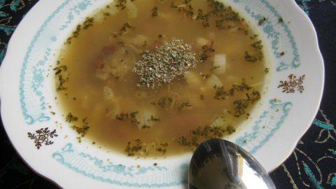 Recept: Žebrácká polévka