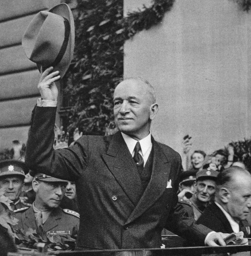 Edvard Beneš 1945