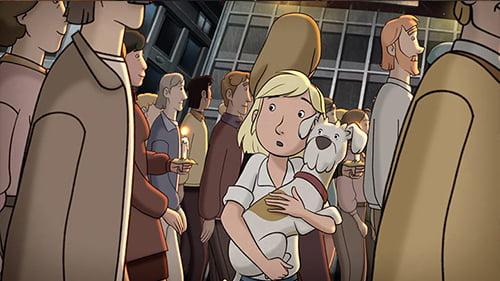 Kreslený snímek Fany a pes vypráví o zvídavé holčičce a jedné nebezpečné hranici. (Maurfilm)