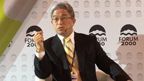 Jsme suverénní demokratická země, Čína je hrozbou demokracie, říká náměstek tchajwanského ministra zahraničí