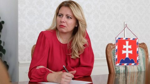 """""""Kauza Gorila je synonymem korupce celé jedné politické generace,"""" říká prezidentka Čaputová"""
