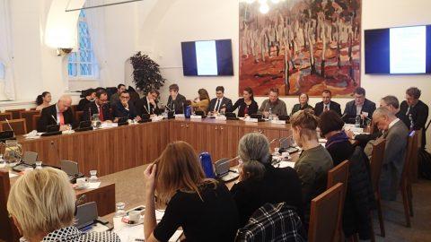 Reportáž zkonference Čína vkontextu mezinárodních vztahů