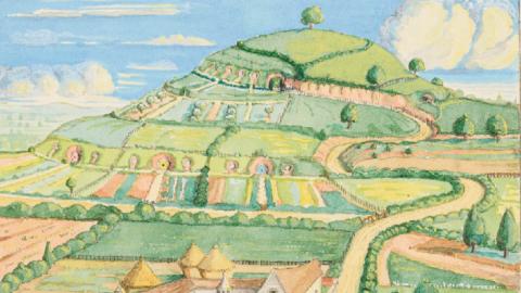 Kreativní génius J. R. R. Tolkien: Výstava ostvořiteli Středozemě poodkrývá jeho osobní život iilustrační nadání