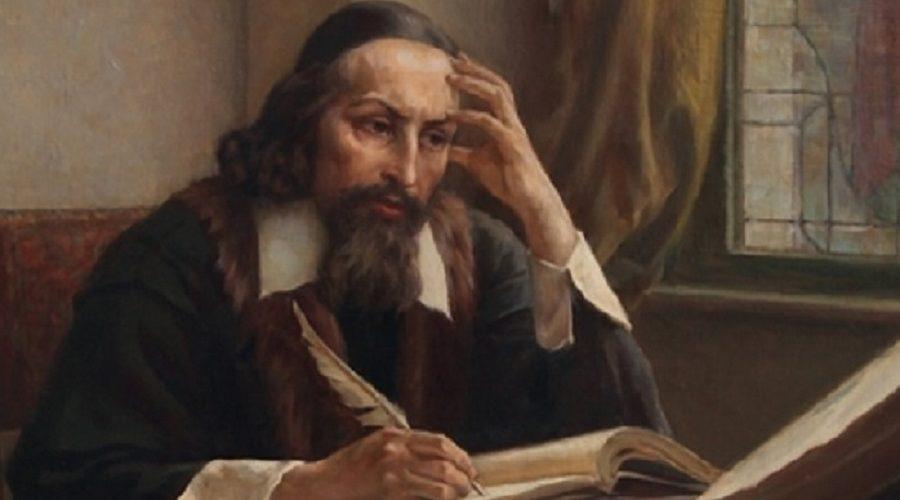 Detail knihy Jan Amos Komenský v českém a světovém výtvarném umění (1642-2016). (Academia)