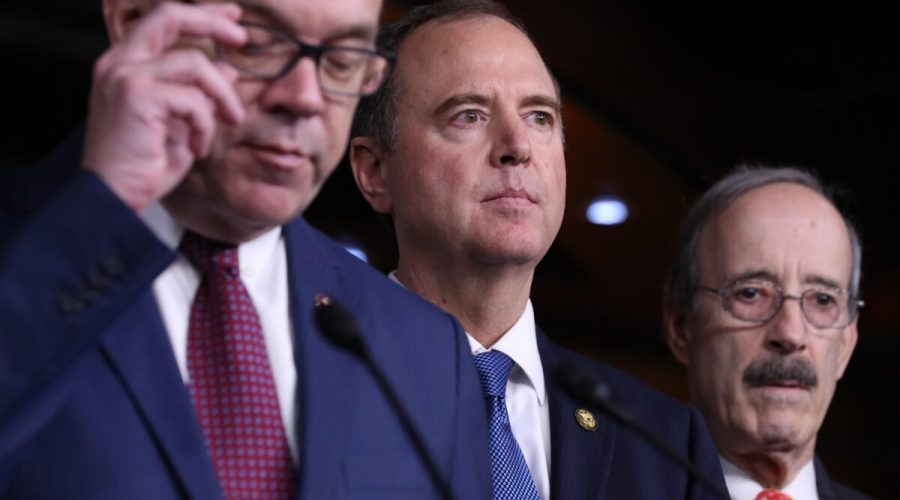 impeachment, schiff