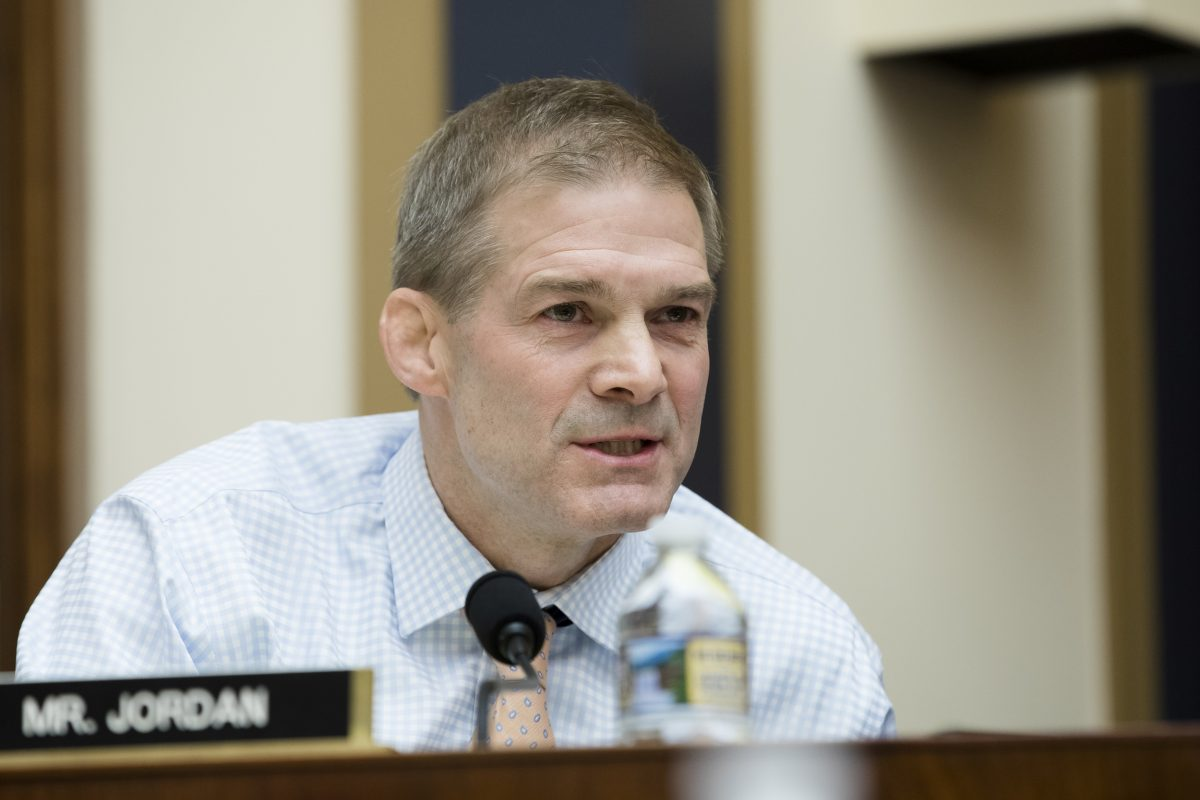 Republikán Jim Jordan