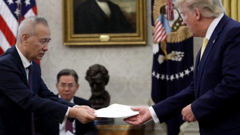Krádeže duševního vlastnictví zůstávají nedořešeným bodem americko-čínského vyjednávání