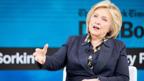 """Hillary Clintonová okandidatuře na prezidentku: """"V tuto chvíli to absolutně nemám vplánu."""""""