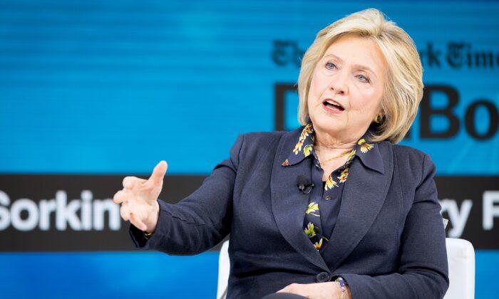 Hillary Rodham Clintonová