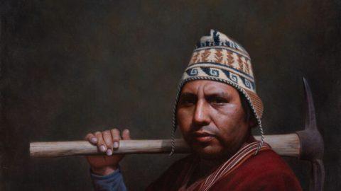 Umělec Pablo Roque našel spásu vmalbě