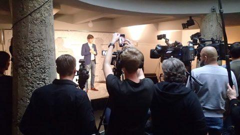 Marek Hilšer oznámil kandidaturu na prezidenta ve volbách pro rok 2023