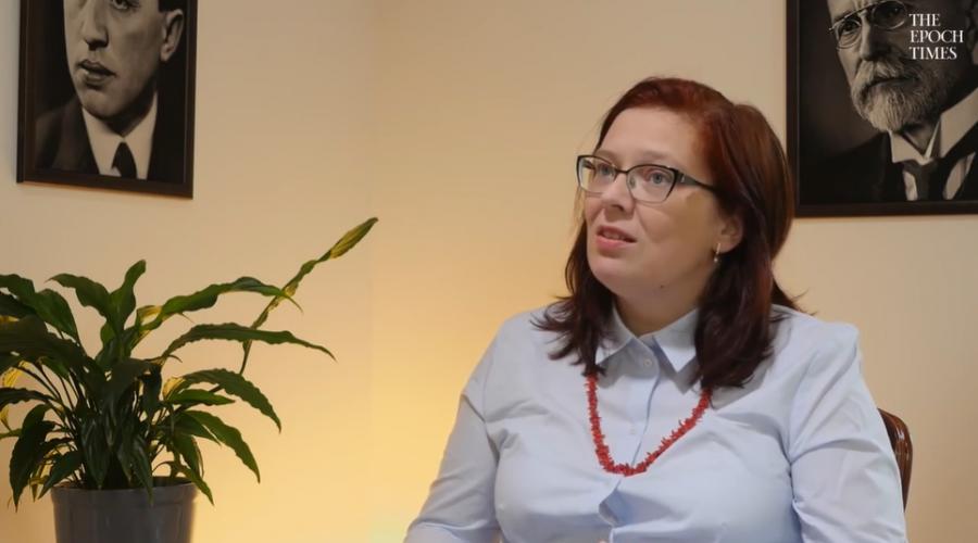 Rozhovor s Janou Jochovou, předsedkyní Aliance pro rodinu. (Epoch Times)
