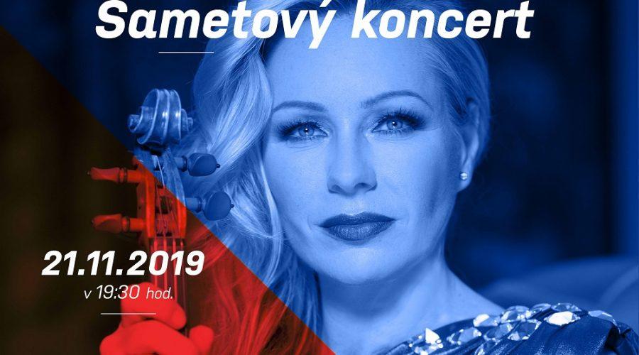 Sametový koncert virtuosky Jitky Hosprové a jejích hostů