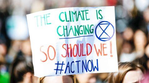 Správná otázka ke změně klimatu