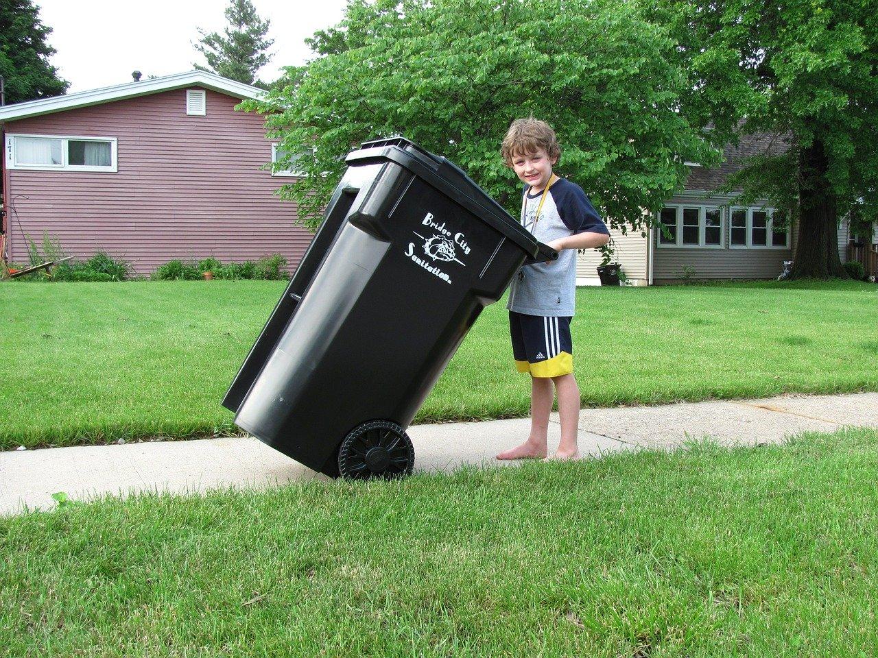 Trideni Odpadu Deti