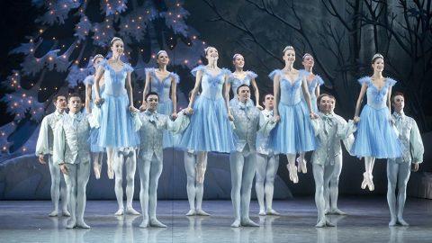 Louskáček vNárodním divadle – nádherný balet, barvy akostýmy