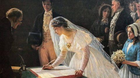"""Je manželské štěstí vrománu """"Pýcha apředsudek"""" záležitostí náhody nebo charakteru?"""