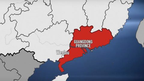 Tajný vládní projekt ve Wenlou rozpoutal protesty