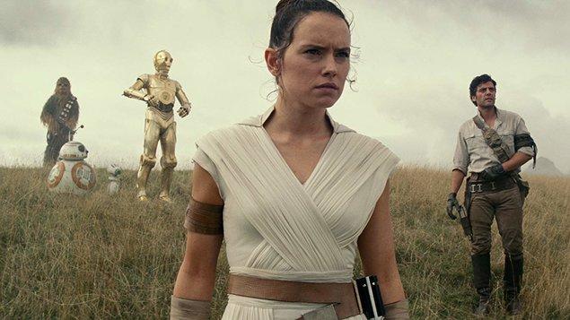 Film o filmu – Star Wars: Vzestup Skywalkera (odkaz filmové ságy)