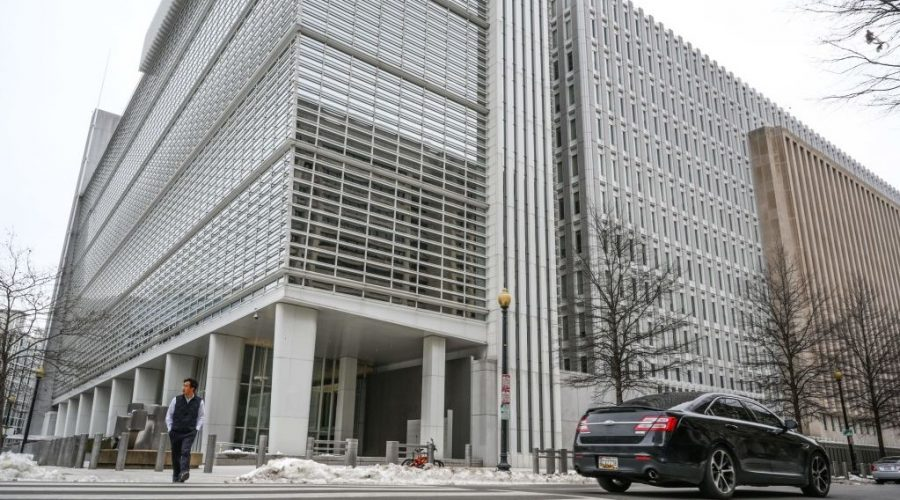 Sídlo Světové banky ve Washingtonu, D.C.
