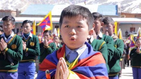 Čína vybudovala pro Tibeťany digitální vězení