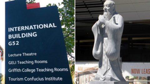 Kolik je Konfucia vKonfuciových institutech? Ptají se německé nevládní organizace