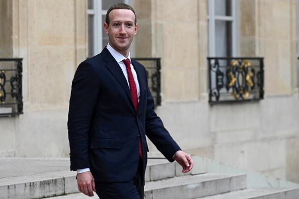 pokuta pro Facebook
