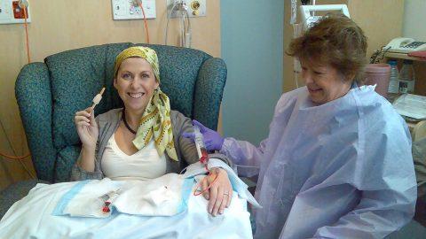 Můj boj srakovinou: chemoterapie aproč jsem ji ukončila předčasně